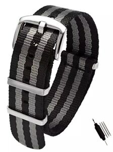 NAT0 Bands - High Quality Nato Watch Bands Straps