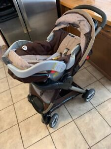 Graco Stroller and carseat