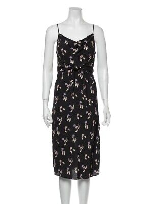 Opening Ceremony Womens Floral Print Dress 2