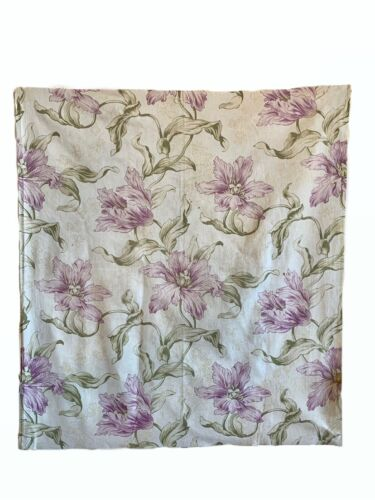 Beautiful Art Nouveau French Printed Floral Fabric (2950)