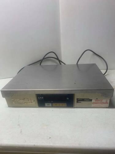 CAS PD-II 30LB 600oz 30-60 lb CASH REGISTER POS SCALE CAS PD-2
