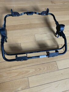 Adapteur poussette Uppababy- coquille Graco /