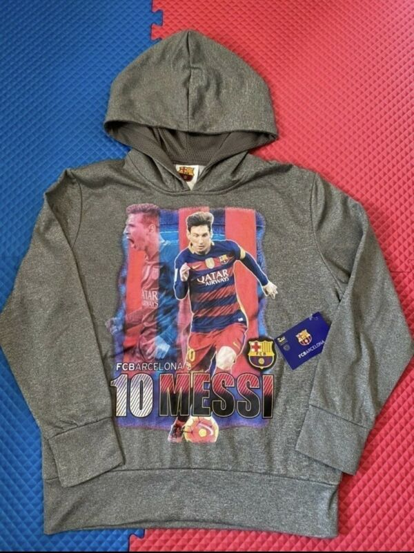 Boy clothes Messi Hoodie Size M