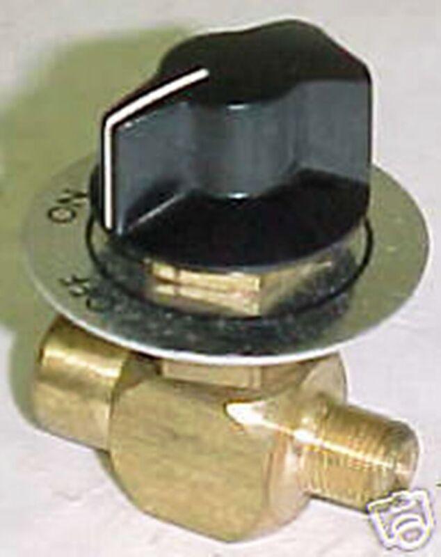 "Generant 1/8"" Brass Series 4000 Valve Q-43"