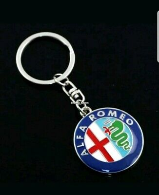 Mitsubishi Keyring NEW UK Seller Boxed or UnBoxed Key Ring Chain Silver