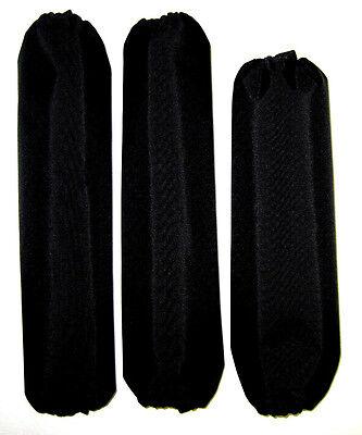 Shock Covers Yamaha Banshee Black  ATV Set of 3 for sale  Quincy