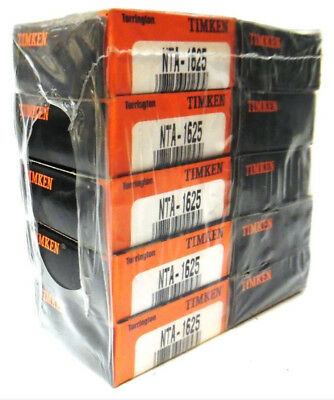 New Lot Of 10 Timken Torrington Nta-1625 Needle Bearings