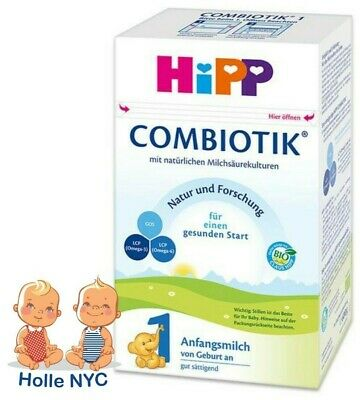 HiPP Stage 1 Bio Combiotic Formula 600g Free Shipping