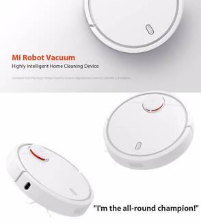 Brand New Xiaomi Mi Smart Robot Vacuum Cleaner with App Control