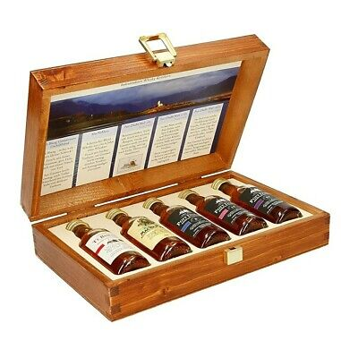 Whisky Geschenkset & Probierset