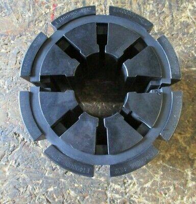 Eaton Weatherhead Hydraulic Hose Crimper Die Set Et4000dc-4s12 34 Collet Set