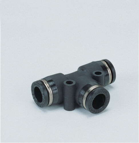 Pe Imperial Tube Union Tee Push In Fit Fitting Pneumatic Air Suspension Pisco