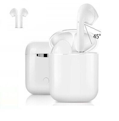 Bluetooth Earphones Wireless Earbuds Sport Handsfree headphone with Charging