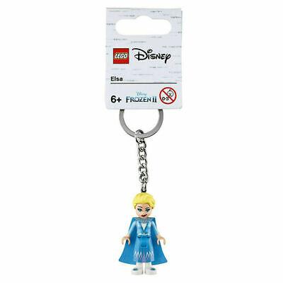 Lego 853968 Disney Frozen 2 Elsa Keychain/Keyring - Brand New With Tag