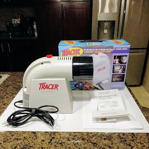 Artograph Tracer Projector Drawing Design Enlarger #225-360 With Box and Manual