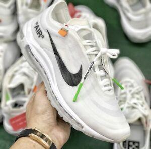 Offwhite x Nike Air Max 97 Size (7-12) READ DESC.
