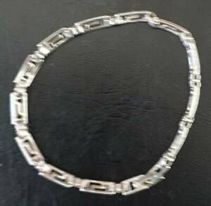Silver Bracelet Real 925 Silver AS NEW