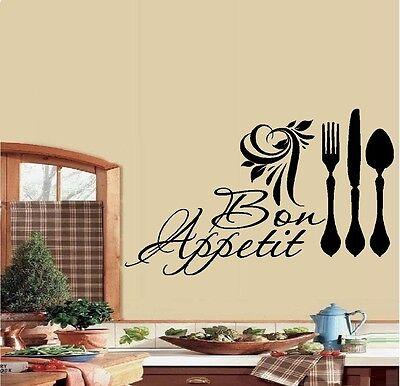 Bon Appetit #3 - Kitchen, Words & Phrases, Wall