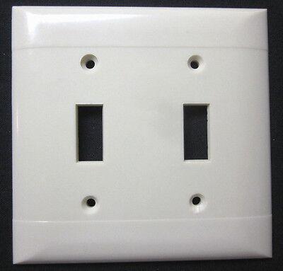 Vintage//Used Sierra Uniline Gray BAKELITE Rib Light Switch Outlet Plate Cover