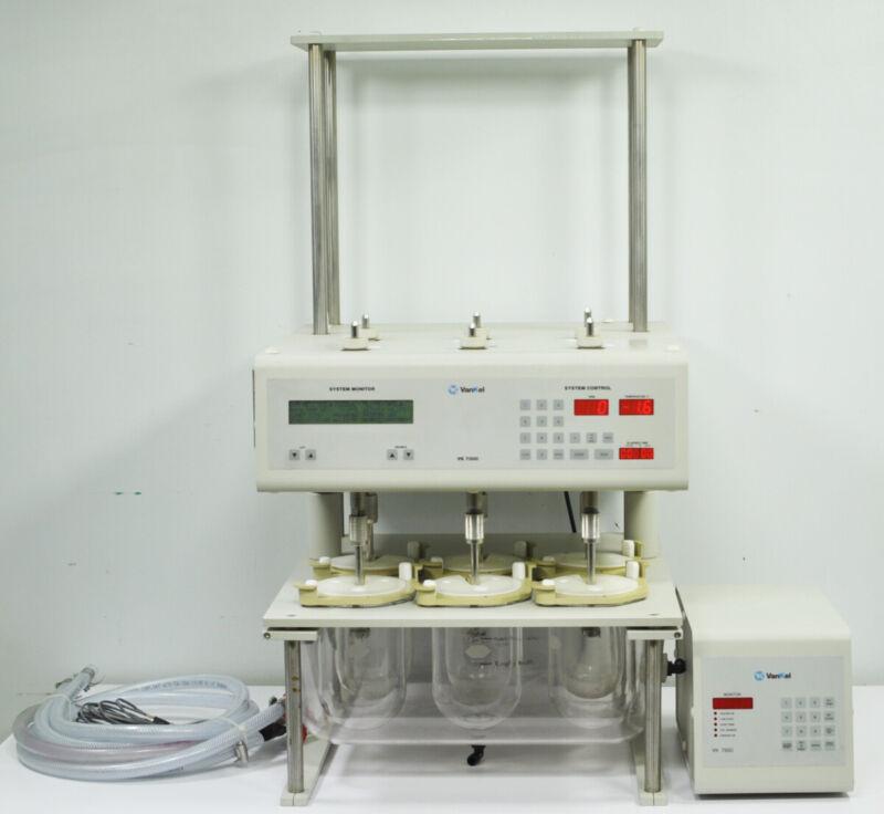 VanKel VK7000 Dissolution System & VK 750D