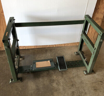 Pre-owned Industrial Sewing Table Stand