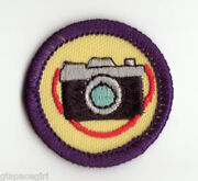 Girl Scout Badges 1980