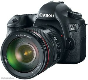WANTED CANON 6D with 24-105 lens Coburg Moreland Area Preview