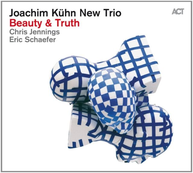 JOACHIM NEW TRIO KÜHN - BEAUTY & TRUTH  CD NEU