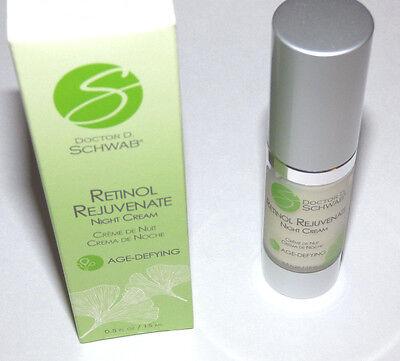 Doctor D Schwab Retinol Rejuvenate Night Cream 0 5 Oz