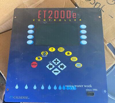 Calsense ET2000e Irrigation Sprinkler Controller Water Management W/RRE Receiver