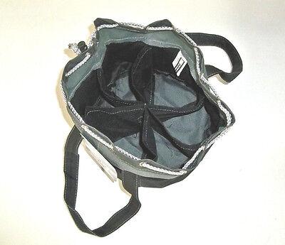 Mcguire Nicholas 8 Parachute Bag 6-compartment With Handles - 6 Pack New