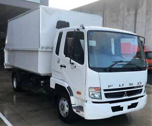 2010 Mitsubishi Fighter Chipper Tipper Derrimut Brimbank Area Preview