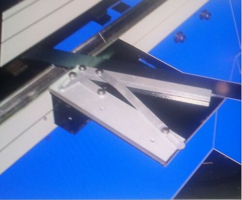 Press Brake Magnetic Squaring arm