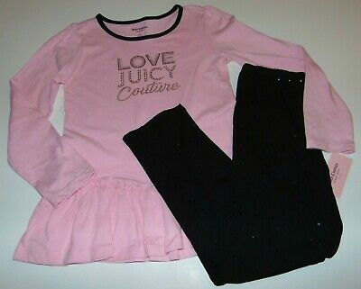 ~NWT Girls JUICY COUTURE Outfit! Size 8-10 Super Cute:)!