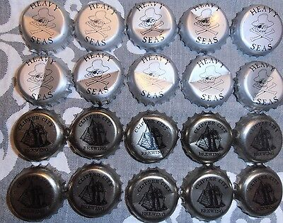 85 CLIPPER CITY Brewing Company Brewery BEER BOTTLE CAPS CROWNS Arts Crafts MD! - Party City Crowns