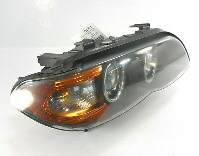 04-06 BMW X5 Passenger Right Xenon HID Adaptive Headlight OEM Clear Turn Lens
