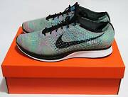 BRAND NEW NIKE FLYKNIT RACER MULTI COLOUR US11 526628 304 Mascot Rockdale Area Preview