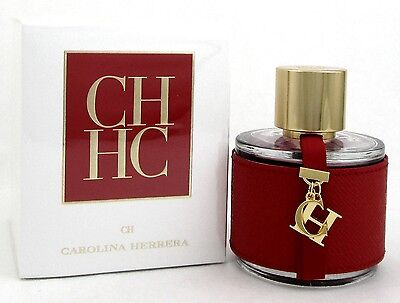 CH Perfume by Carolina Herrera 3.4 oz.for Women Eau de Toilette Spray. Brand new