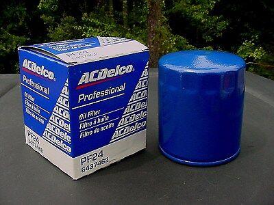 Chevy Oldsmobile Pontiac AC Delco Engine Oil Filter PF24 Professional OHM NOS
