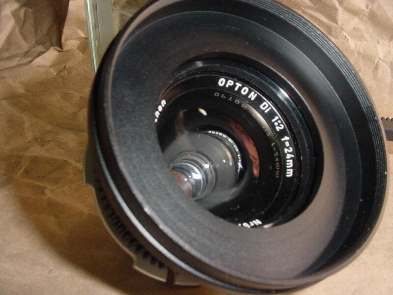 Zeiss 24mm Distagon Opton VINTAGE rare prime PL mount lens Use for HDDV, DSLR 35