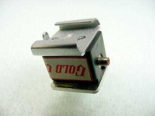 Camera Hotshoe to PC adapter   For Flash w/ a sync cord   Nice   $15  