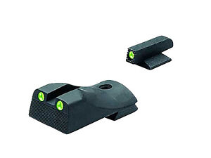 Kimber Tru-Dot Pistol Meprolight Night Sights for Custom Pro Compact Ultra TD