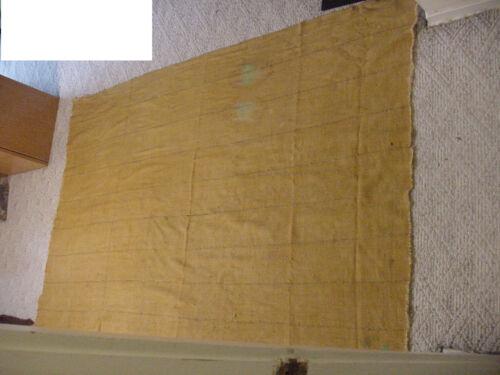 "Vintage handmade African art Mud cloth , fabric Mali 72""x45"" #DD Tapestry"