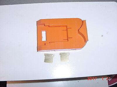 Battery adapter for Black & Decker 18v Nicd tools to dewalt 20v max (DIY - Decker Adaptor