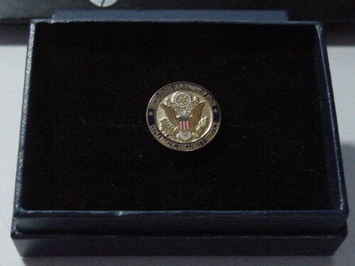 US state department diplomatic security services Lapel Pin - DSS- New