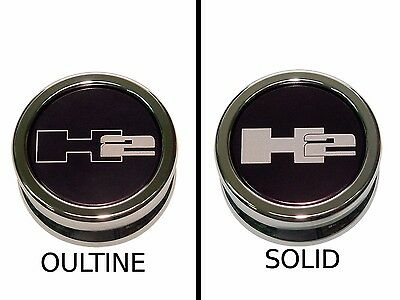 Hummer H2 Chrome Accessory Power Outlet Plug