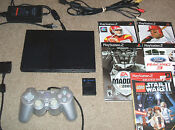 PlayStation 2 Console Slim Lot
