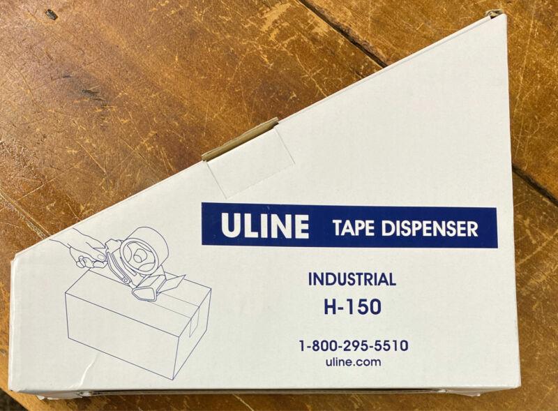 Uline H-150 2 Inch industrial Tape Dispenser-New