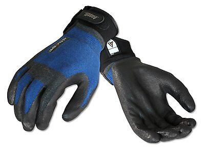 Ansell 97002m Activarmr Kevlarstainless Steel Hvac Gloves Medium
