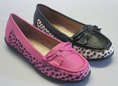 Yokids Shoes (Yokids Girl Flats Moccasins (katia36) YOUTH Slip-On  Dress)